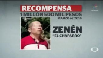 Foto: Detienen El Chaparro Líder Los Rojos Chilapa Guerrero 21 Agosto 2019