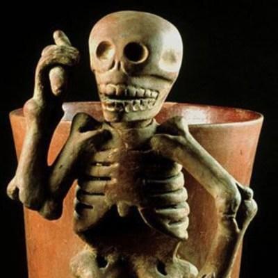 Exhiben importantes vestigios prehispánicos de la cultura Mixteca en Oaxaca