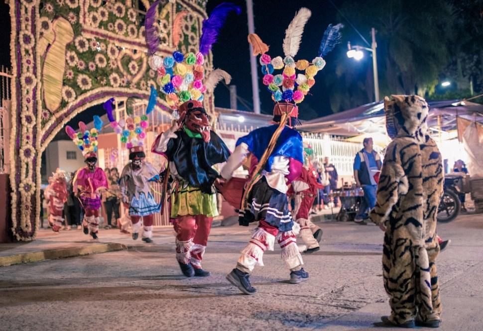 Foto: Festival Coyolillo en Veracruz. Agosto 2019