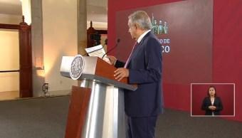 Foto: Andrés Manuel López Obrador, 22 de agosto de 2019, Ciudad de México