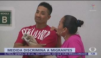 Donald Trump amplía sus medidas antiinmigrantes