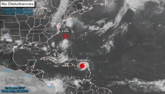 Foto 'Dorian' se convierte en huracán sobre las Islas Vírgenes de EU 28 agosto 2019