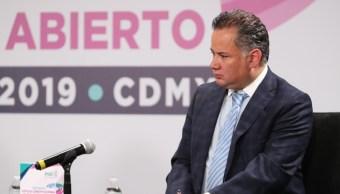 Foto Santiago Nieto participó en el Seminario sobre justicia constitucional y parlamento abierto, 22 de agosto 2019 (@SNietoCastillo)