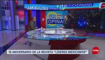 Foto: 33 Líderes Más Influyentes México 14 Agosto 2019
