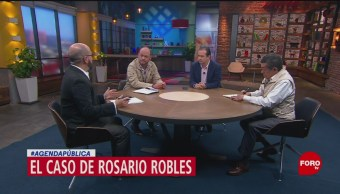 FOTO: El caso de Rosario Robles, 18 Agosto 2019