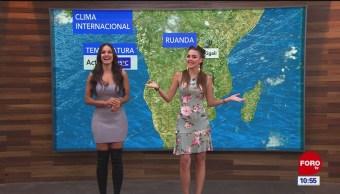 El clima internacional en Expreso del 21 de agosto del 2019