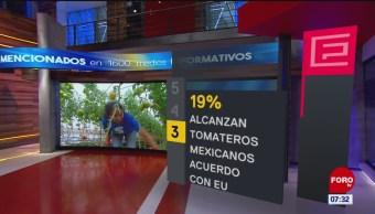 El impacto en las portadas de los principales diarios del 22 de agosto del 2019