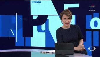 Foto: En Punto Denise Maerker Televisa Programa Completo 9 Agosto 2019