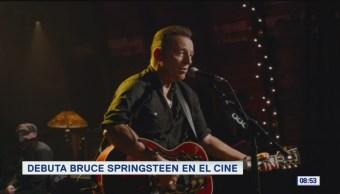 #EspectáculosenExpreso: Debuta Bruce Springsteen en el cine