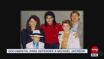 #EspectáculosenExpreso: Documental para defender a Michael Jackson