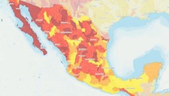 Foto Qué estados del país están cerca del Día Cero del agua 9 agosto 2019