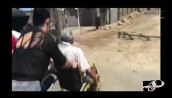 Foto: Familiares Rescatan Ancianos Asilo Tijuana 15 Agosto 2019