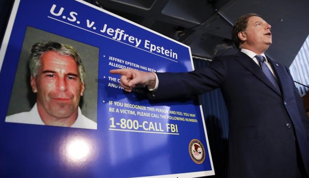 Foto: Desde joven Jeffrey Epstein logró crear importantes contactos con los poderosos en EU, 10 de agosto de 2019 (EFE)