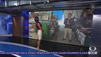 Feria de regresó a clases 2019 en la Gustavo A. Madero