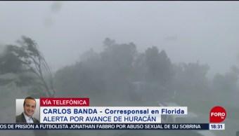 FOTO: Florida Alerta Por Avance Huracán Dorian