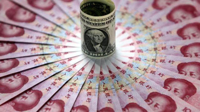 FOTO: China pone en cuarentena billetes por coronavirus, el 17 de febrero de 2020