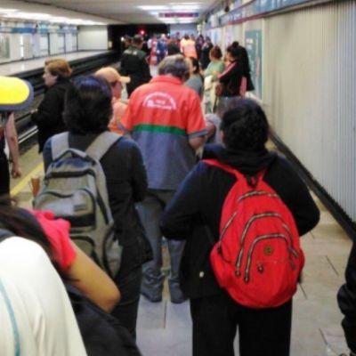 VIDEO: Matan a jefe de Estación San Cosme del Metro de la CDMX
