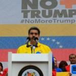 Nicolás Maduro, presidente de Venezuela. El 12 de agosto de 2019. Twitter/@PresidencialVen