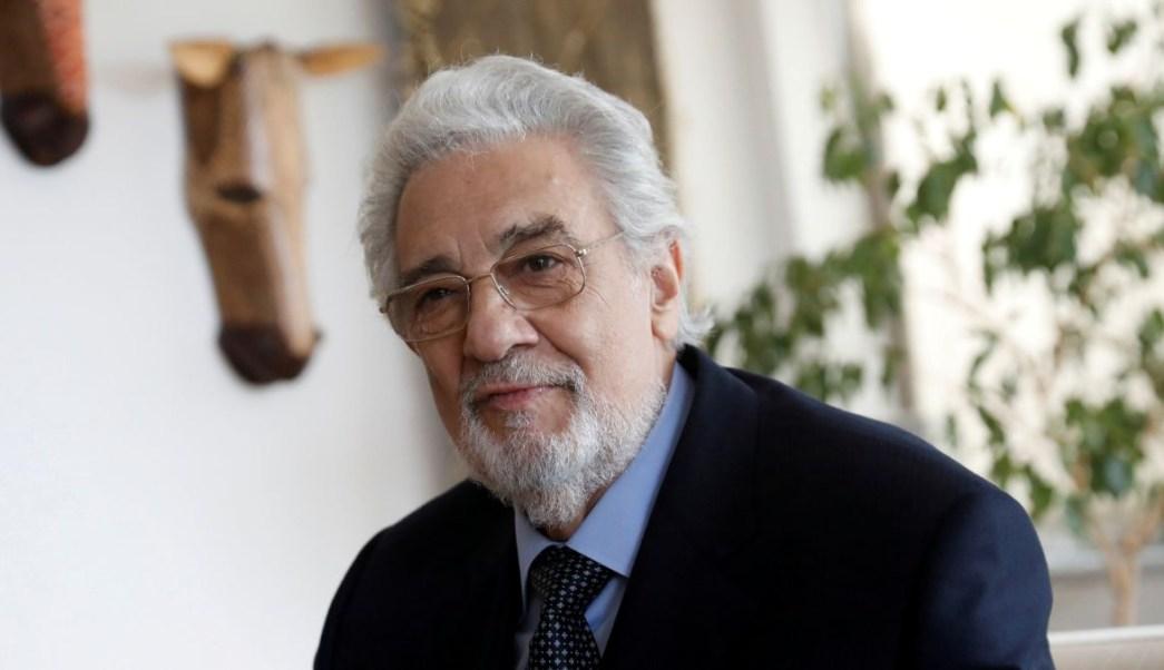 Foto: Tenor español Plácido Domingo. El 11 de mayo de 2018. Reuters /Archivo