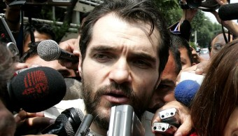 Foto: Carlos Ahumada Kurtz es un empresario dedicado a la minería, la construcción y el futbol. AP/Archivo