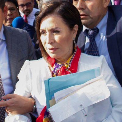 Confío plenamente en la autonomía del Poder Judicial: Rosario Robles
