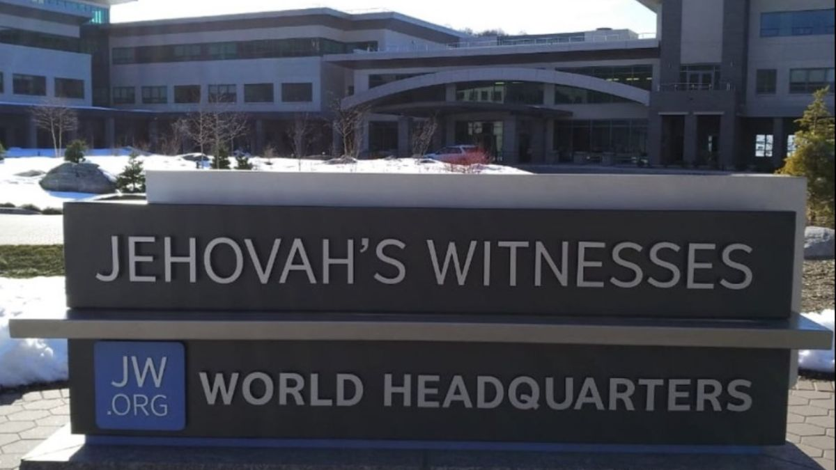 Foto: Sede de los Testigos de Jehová en Nueva York, EEUU. Léia Aquino S/tripadvisor