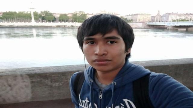 Aparece estudiante tamaulipeco desaparecido en Francia