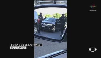 Foto: Frustran Robo Camión Carga Querétaro 30 Agosto 2019