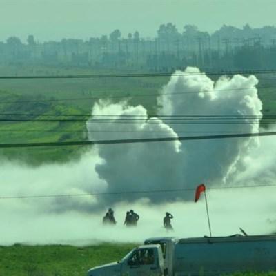 Ejército aplica Plan DN-III-E en Nextlalpan, Edomex, por fuga de gas
