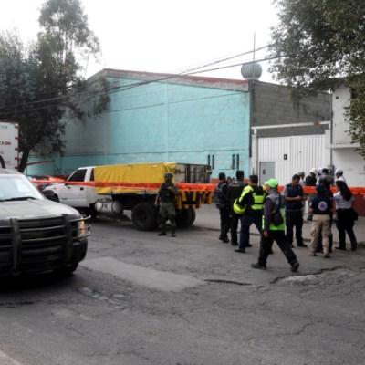 Pemex reporta estables a los heridos por flamazo en Iztacalco