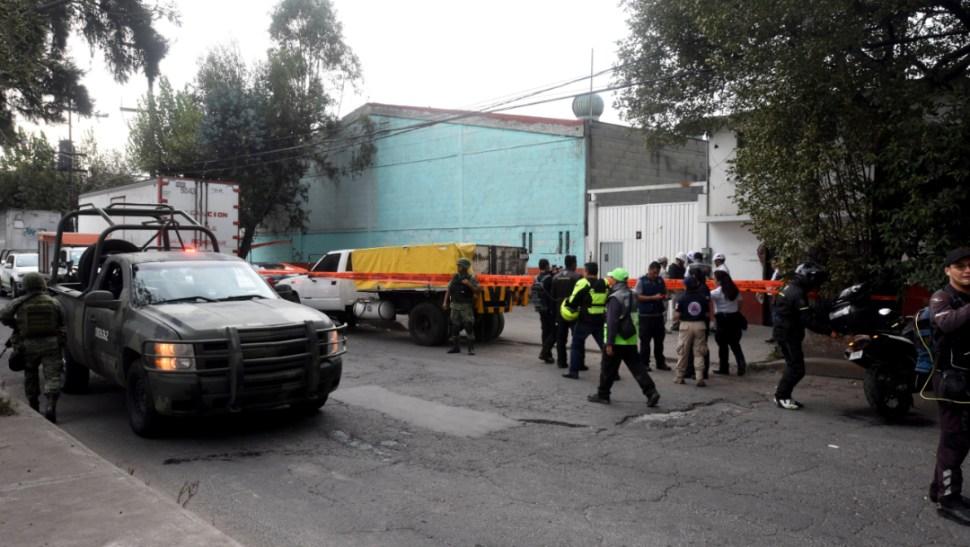 Foto: Antes de las 10 de la noche las autoridades reportaron que la emergencia ya había sido controlada, 24 de agosto de 2019 (Cristian Hernández/ Cuartoscuro.com)