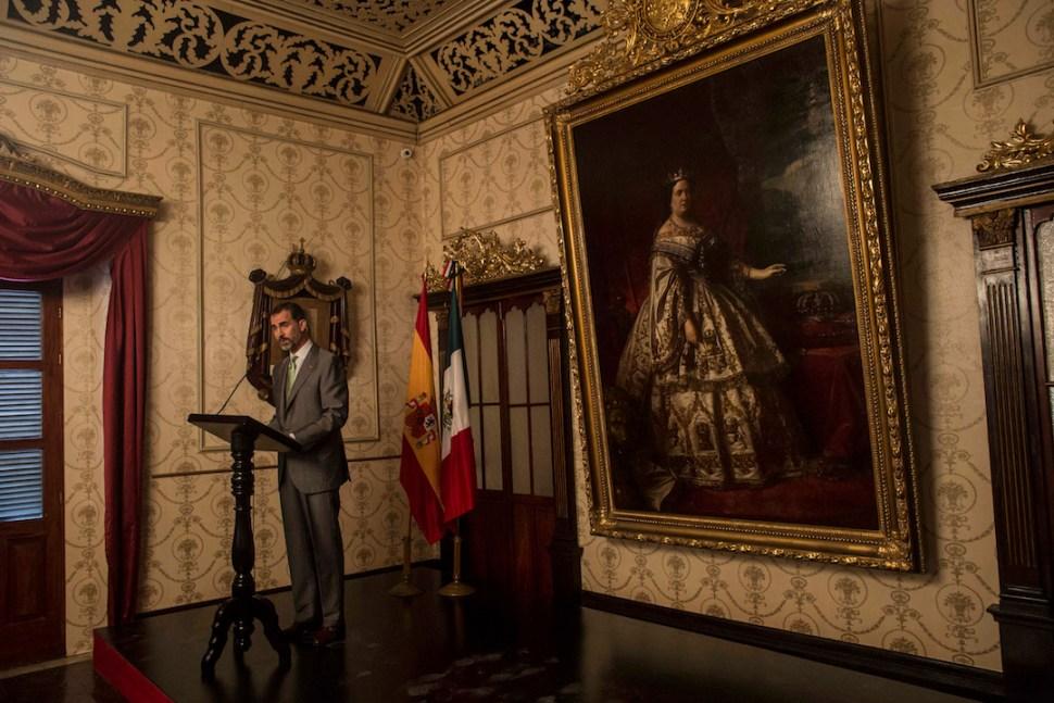 Foto: Rey Felipe VI de España. Agosto 2019