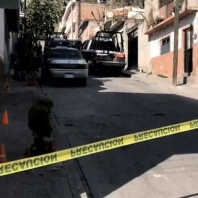 Guanajuato, primer lugar en homicidios dolosos, desapariciones y extorsiones
