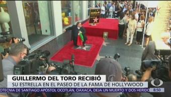 Guillermo del Toro devela estrella en Hollywood