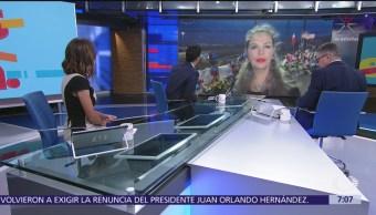 Hermana de víctima de tiroteo en El Paso narra visita de Trump