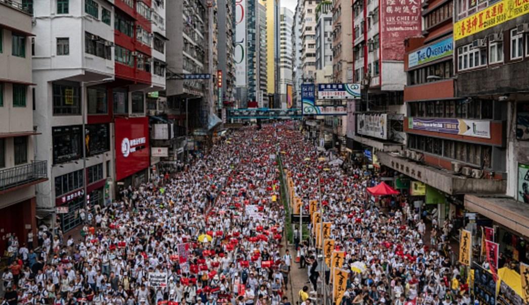 Taiwán ofrece asilo político a manifestantes de Hong Kong; China protesta