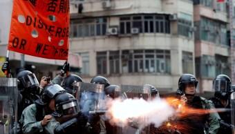 Singapur cesa intercambios universitarios con Hong Kong ante protestas