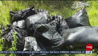 Investigan hallazgo de restos humanos en Maltrata, Veracruz