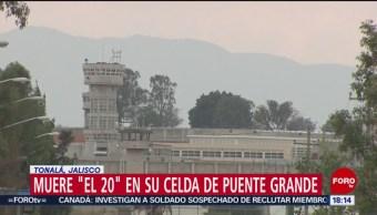 FOTO: Investigan muerte El 20 penal Puente Grande