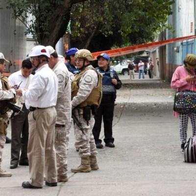 Detectan coladeras con combustible en Iztacalco tras toma clandestina