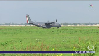 Juez suspende construcción de aeropuerto en Santa Lucía