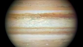 Foto:Júpiter-planeta-más-grande-Sistema-Solar. 15 agosto 2019