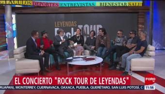 'La Castañeda' y 'Los Amantes de Lola' presentan el 'Rock Tour de Leyendas'