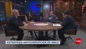 Foto: Se Ha Politizado Estrategia AMLO Contra Corrupción