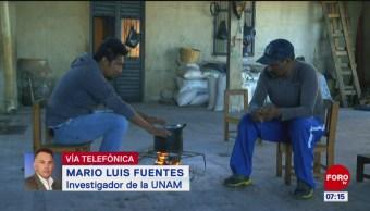 La pobreza en México va acompañada de violencia, dice investigador de la UNAM