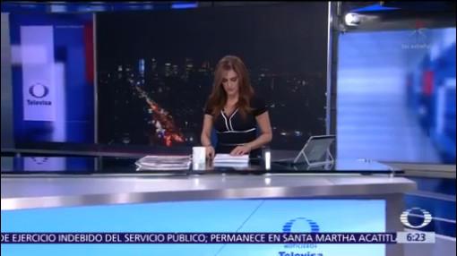 Las noticias, con Danielle Dithurbide: Programa completo del 14 de agosto del 2019