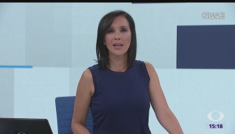 FOTO: Noticias Karla Iberia Programa Completo 21 Agosto