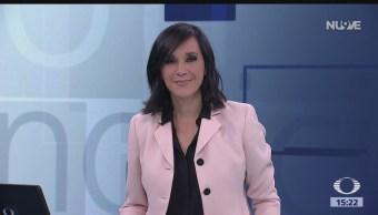 FOTO: Noticias Con Karla Iberia Programa Completo 19 De Agosto
