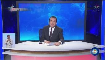 Las Noticias con Lalo Salazar en Hoy del 16 de agosto del 2019