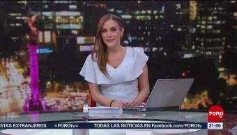 Foto: Las Noticias Danielle Dithurbide Programa Completo 21 Agosto 2019